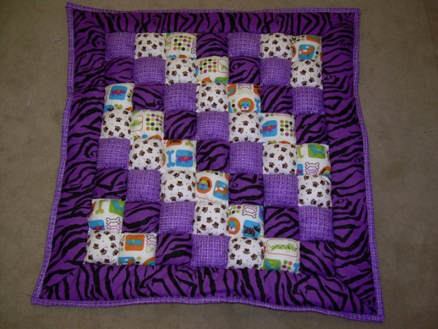 Puffy Quilt